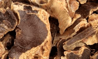 carob pulp